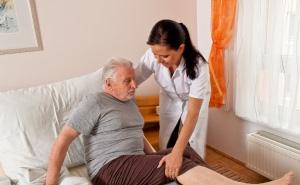 Pic of VNA patient Bill