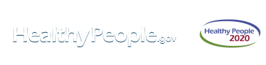 Logo for Healthy People 2020
