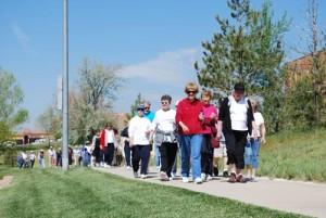 Community celebrates National Senior Health and Fitness Day