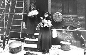 Historical Pic of nurses