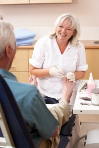 VNA Medical Foot Care Nurse