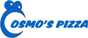 cosmos pizza logo