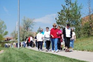 Community celebrates National Senior Health and Fitness Day